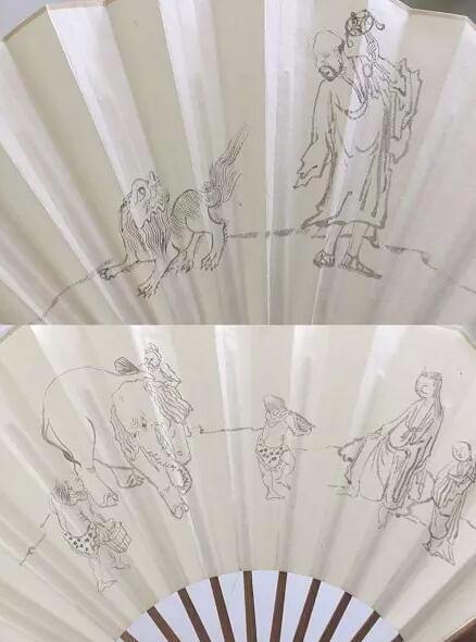 学生手工制作窗帘